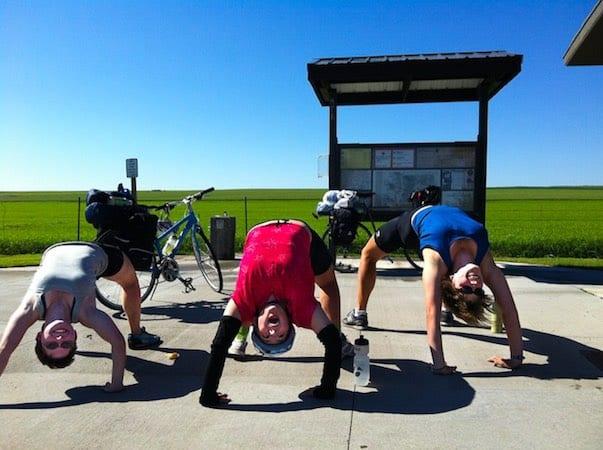 Bike across America with Teen Treks